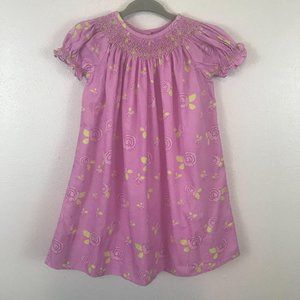 SALE🌵Strasburg Floral Newborn Dress With Smocking